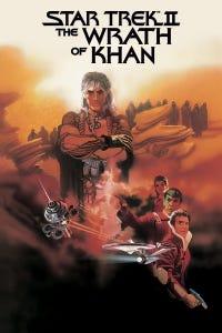 Star Trek II: The Wrath of Khan as Kirk