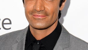 The Mysteries of Laura Books Switched at Birth's Gilles Marini