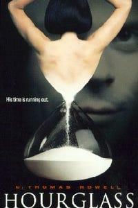 Hourglass as cameo