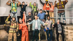 The Amazing Race's Phil Keoghan Introduces His New Competition Show Tough As Nails