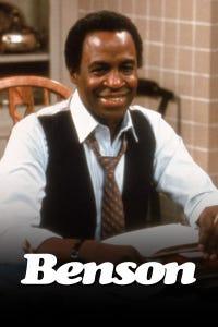 Benson as Frankie