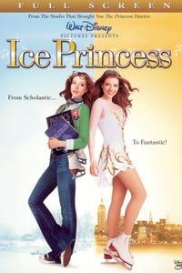 Ice Princess as Tina Harwood