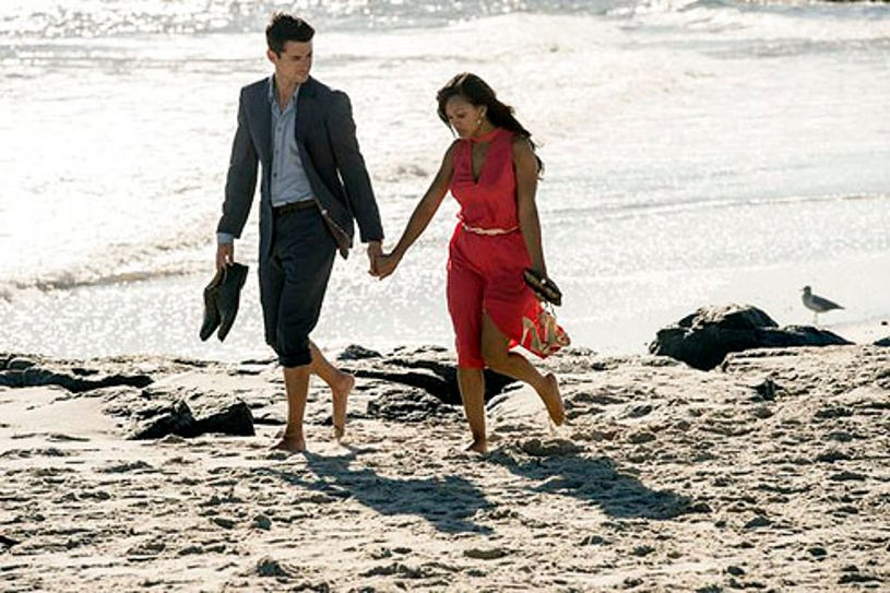 """Deception - Season 1- """"A Drop of Blood and a Microscope"""" - Wes Brown and Meagan Good"""