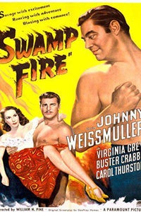 Swamp Fire as Mr. Hilton