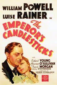 The Emperor's Candlesticks as Grand Duke Peter