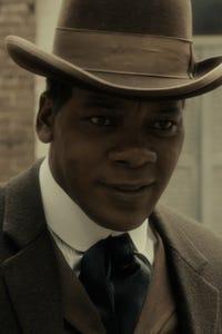 Erik LaRay Harvey as Agent Solanas