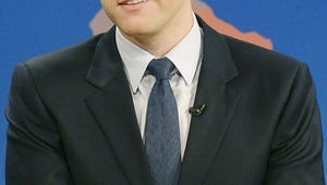"""Colin Jost on His New Gig as Saturday Night Live """"Weekend Update"""" Co-Anchor"""