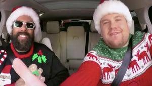 James Corden Spreads Christmas Cheer with a Star-Studded Carpool Karaoke