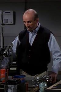 Patrick Kerr as Rheo Blair