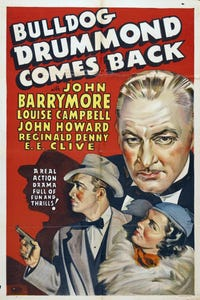 Bulldog Drummond Comes Back as Phyllis Clavering