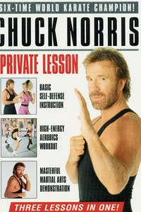 Chuck Norris: Private Lessons as Instructor
