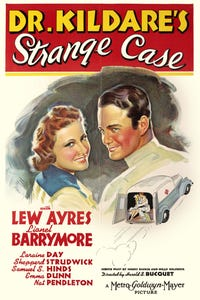 Dr. Kildare's Strange Case as Dr. Gregory Lane