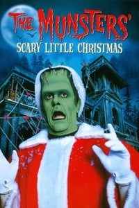 The Munsters' Scary Little Christmas as Herman Munster