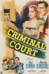 Criminal Court as Marquette
