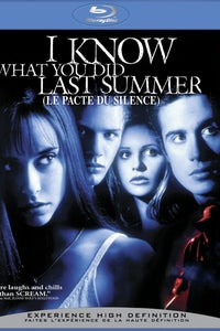 I Know What You Did Last Summer as Julie James