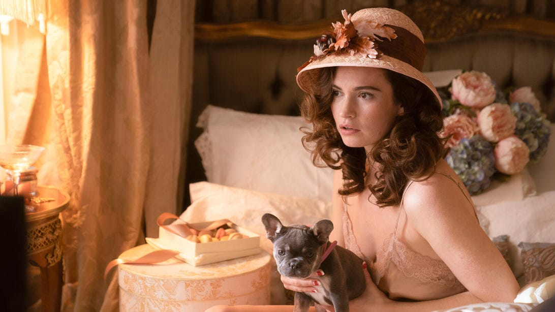 Lily James, The Pursuit of Love