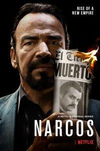 Narcos as Kevin Brady
