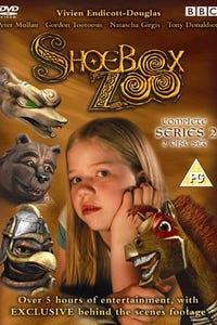 Shoebox Zoo as Bruno the Bear