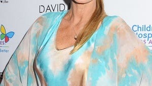 Kim Richards Officially Charged for Drunken Hotel Fight