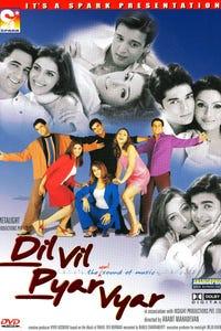 Dil Vil Pyar Vyar as Jojo