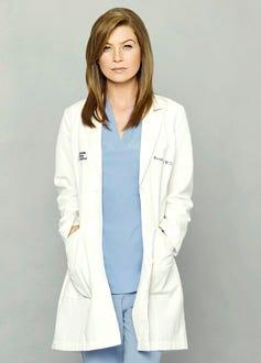 Grey's Anatomy - Season 4 - Ellen Pompeo as Meredith Grey