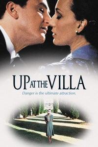 Up at the Villa as Rowley Flint
