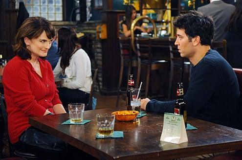"How I Met Your Mother - Season 7 - Noretta"" - Christine Rose, Josh Radnor"