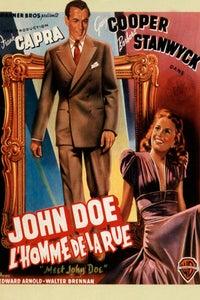 Przedstawiamy Johna Doe as Hammett