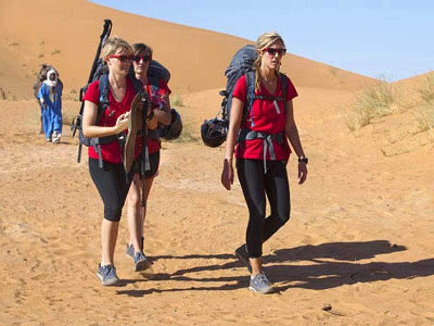 "Expedition Impossible - Season 1 - ""Sun! Sand! Sahara!"" - Kelsey Fuller, Mackenzie Fuller and Lindsey Haymond"