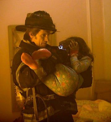 "Rescue Me - Season 5 - ""Carrot"" - Denis Leary"