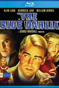The Blue Dahlia as Hat Check Girl