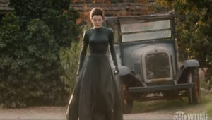 Natalie Dormer Punches a Cop in the First Penny Dreadful: City of Angels Trailer