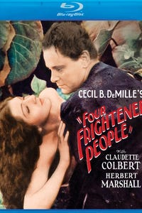 Four Frightened People as Montague