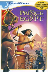 The Prince of Egypt as Huy