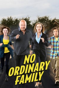 No Ordinary Family as Dr. Dayton King
