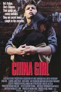 China Girl as Alby