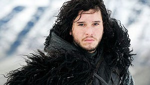 Game of Thrones' Kit Harington on Jon Snow's Bloodthirst and the Weird Fixation With His Hair