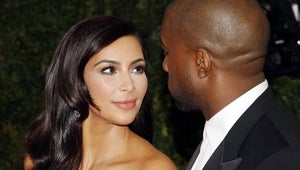 Check out Photo Booth Pics from Kim and Kanye's Wedding