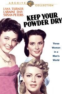 Keep Your Powder Dry as Mr. Lorrison