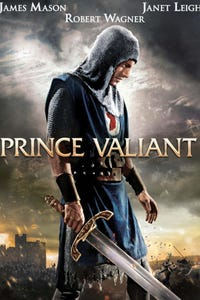 Prince Valiant as Sir Gawain
