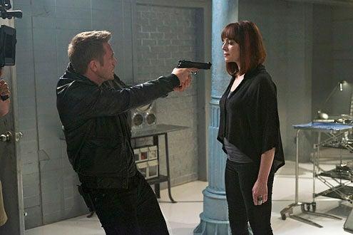"Nikita - Season 3 - ""Consequences"" - Devon Sawa and Melinda Clarke"