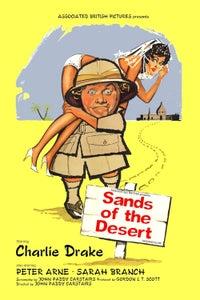 Sands of the Desert as Adviser to Sheikh