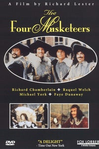 The Four Musketeers as Rochefort