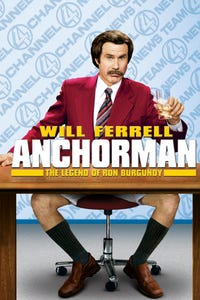 Anchorman: The Legend of Ron Burgundy as Veronica Corningstone