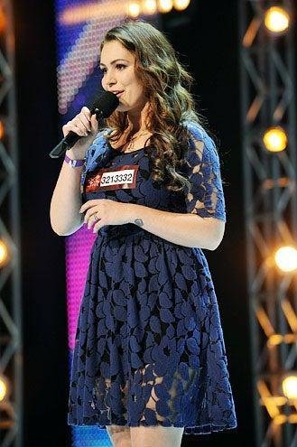 The X Factor - Season 2 - Sophie Simmons