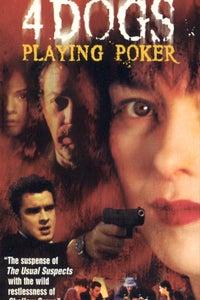 Four Dogs Playing Poker as Julian