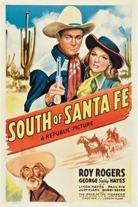 South of Santa Fe as Chief Henchman Louis