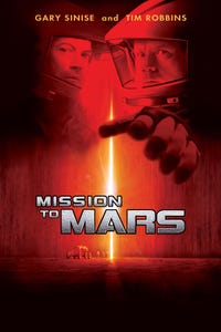 Mission to Mars as Luke Graham