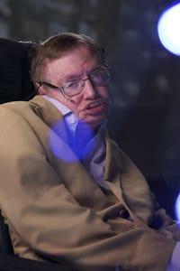 Stephen Hawking as Himself