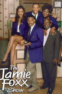 The Jamie Foxx Show as Janice